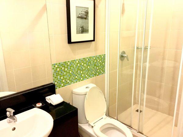 スーペリア ダブルルーム (Superior Double Room)のバスルーム1