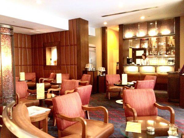 マジェスティック グランデ ホテル (Majestic Grande Hotel)のカフェ