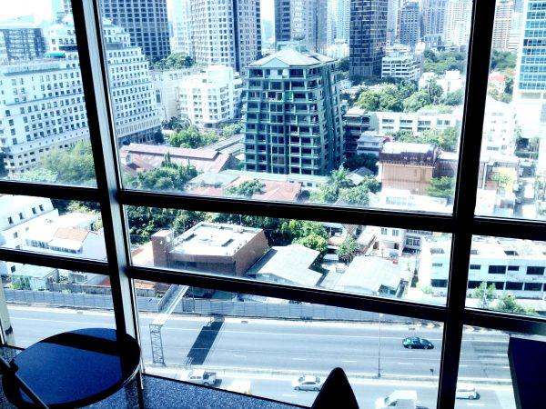 マジェスティック グランデ ホテル (Majestic Grande Hotel)から見える景色