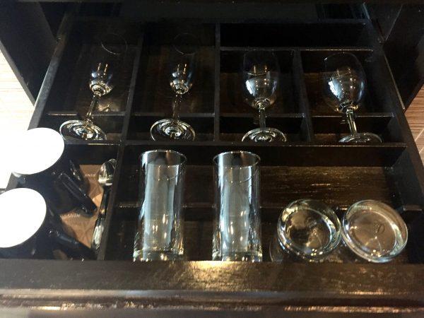 マジェスティック グランデ ホテル (Majestic Grande Hotel)のグラス類