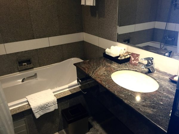 マジェスティック グランデ ホテル (Majestic Grande Hotel)のバスルーム1