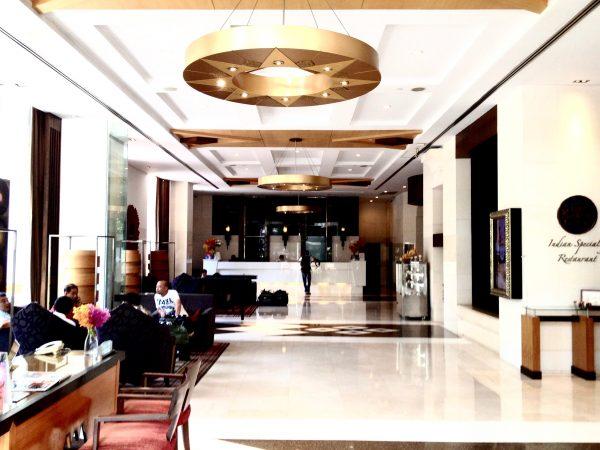 マジェスティック グランデ ホテル (Majestic Grande Hotel)のエントランス