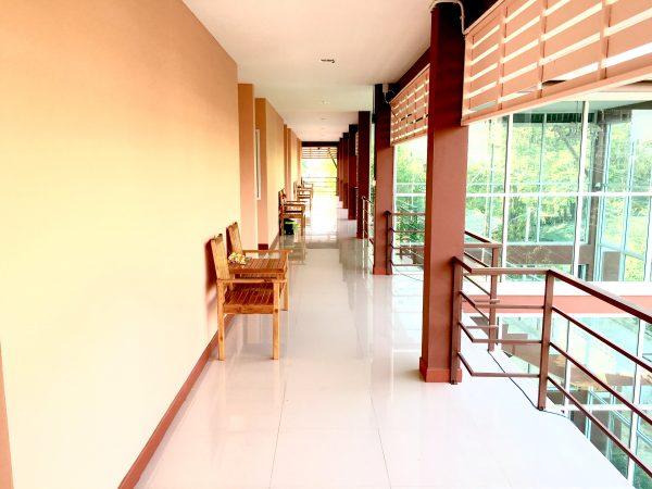 P アンド P プレイス アパートメント カンチャナブリー (P and P Place Apartment Kanchanaburi)の共用部