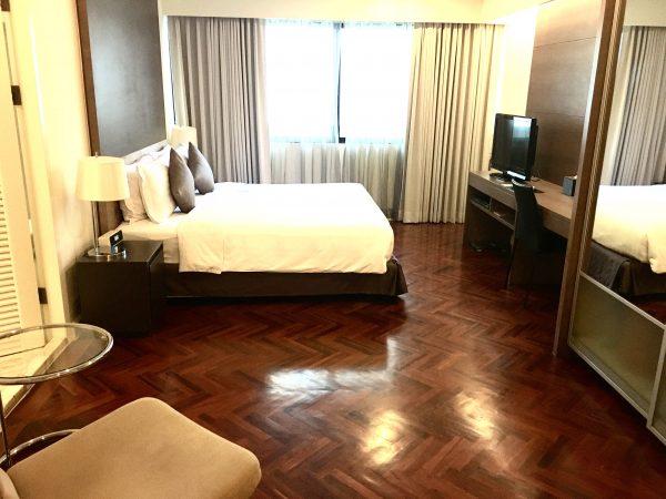 パチャラ スイーツ スクンビット (Phachara Suites Sukhumvit)の客室2