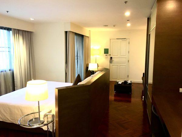 パチャラ スイーツ スクンビット (Phachara Suites Sukhumvit)の客室4