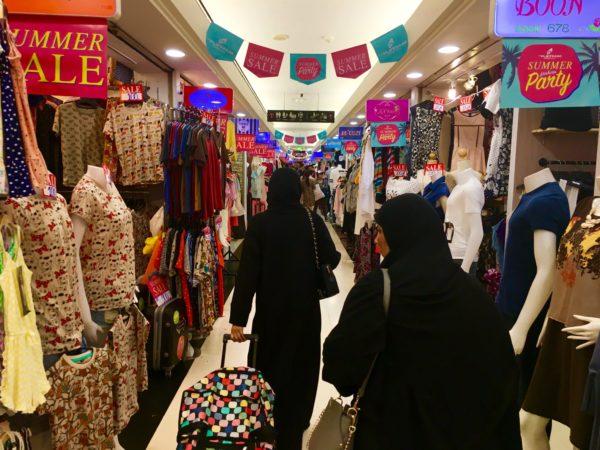 プラチナムファッションモール アラブ女性