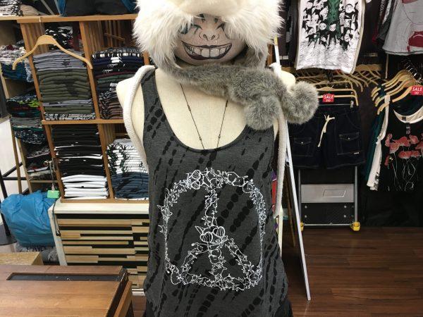 マネキンと服1