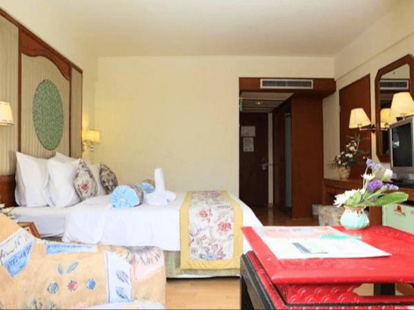 リバー クワイ ホテル 客室