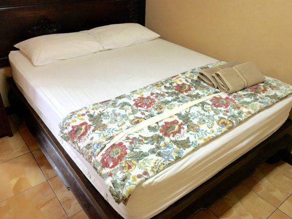 SK ブティック マハナコン ホテル (SK Boutique Mahanakhon Hotel)のベッド