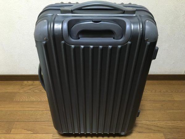 レンタルしたスーツケース1