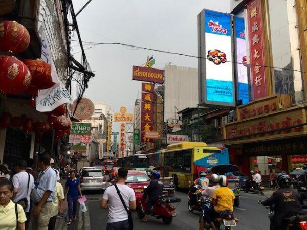 バンコクのチャイナタウンにあるおすすめゲストハウスとドミトリーを紹介。