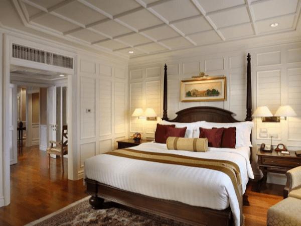 2015 デュシタニ バンコク ホテル 客室