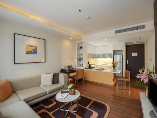 グランド スクンビット ホテル バンコク マネージド バイ アコー 客室