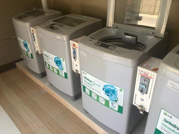 ルンピニーの洗濯機