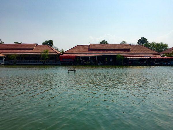 サンパンナム水上マーケット ボートツアー2