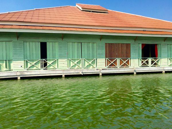 サンパンナム水上マーケット ボートツアー3