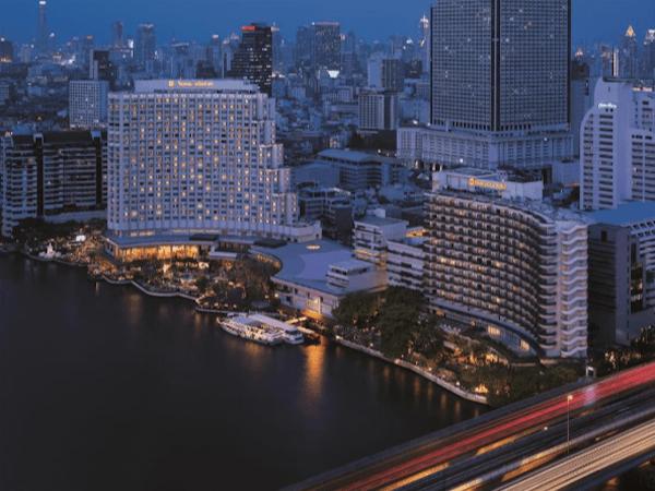 シャングリラ ホテル バンコク 外観