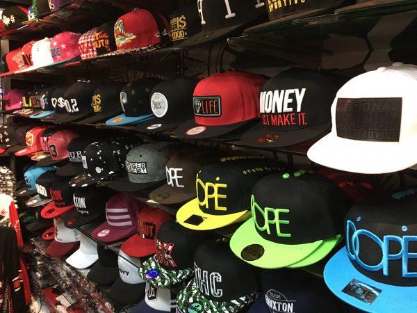 NY SHOP BKK 帽子