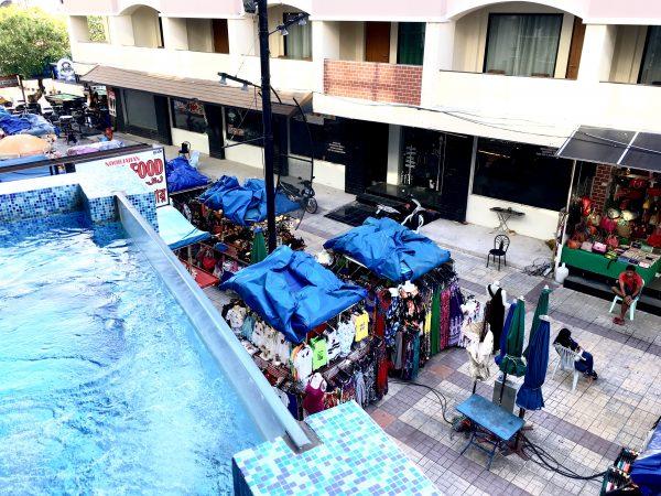 アヤ ブティック ホテル パタヤ (Aya Boutique Hotel Pattaya)のプール