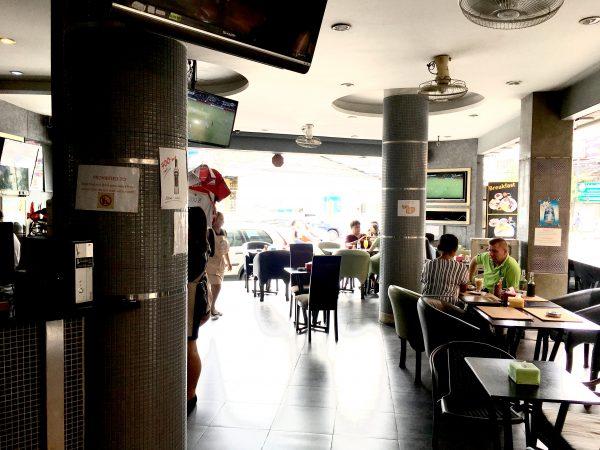 ベスト コーナー ホテル パタヤ (Best Corner Hotel Pattaya)のレストラン