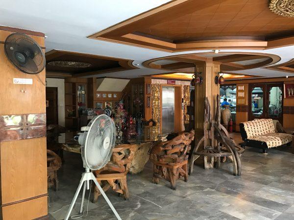 ドリーム ホテル パタヤ (Dream Hotel Pattaya)のエントランス2