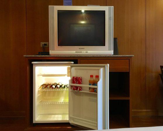 ダイナスティパタヤ テレビと冷蔵庫