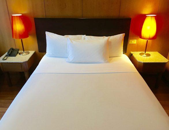 ダイナスティパタヤ ベッド