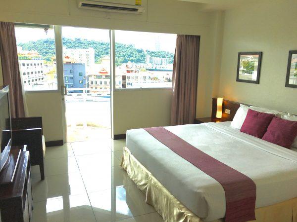 グランドホテル パタヤ (Grand Hotel Pattaya)の客室1