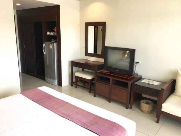 グランドホテル パタヤ (Grand Hotel Pattaya)の客室2