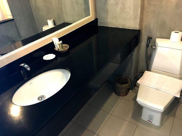 グランドホテル パタヤ (Grand Hotel Pattaya)のシャワールーム