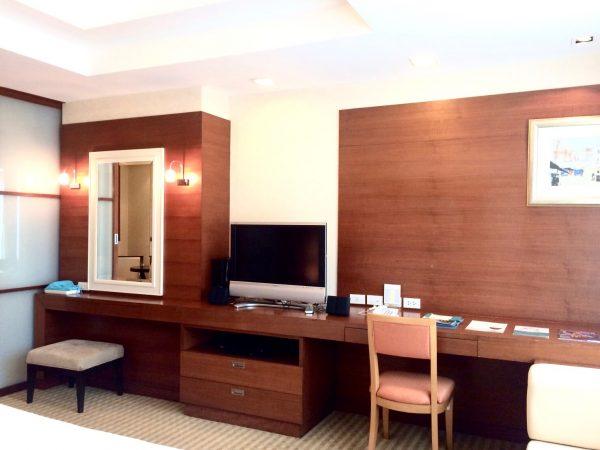 ジャスミンシティホテルの客室2