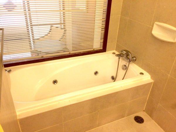 ジャスミンシティホテル シャワールーム2