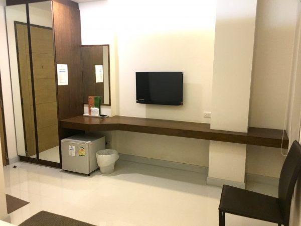 P.72 ホテル(P.72 Hotel)の客室3