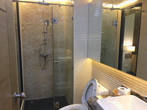 P.72 ホテル(P.72 Hotel)のシャワールーム
