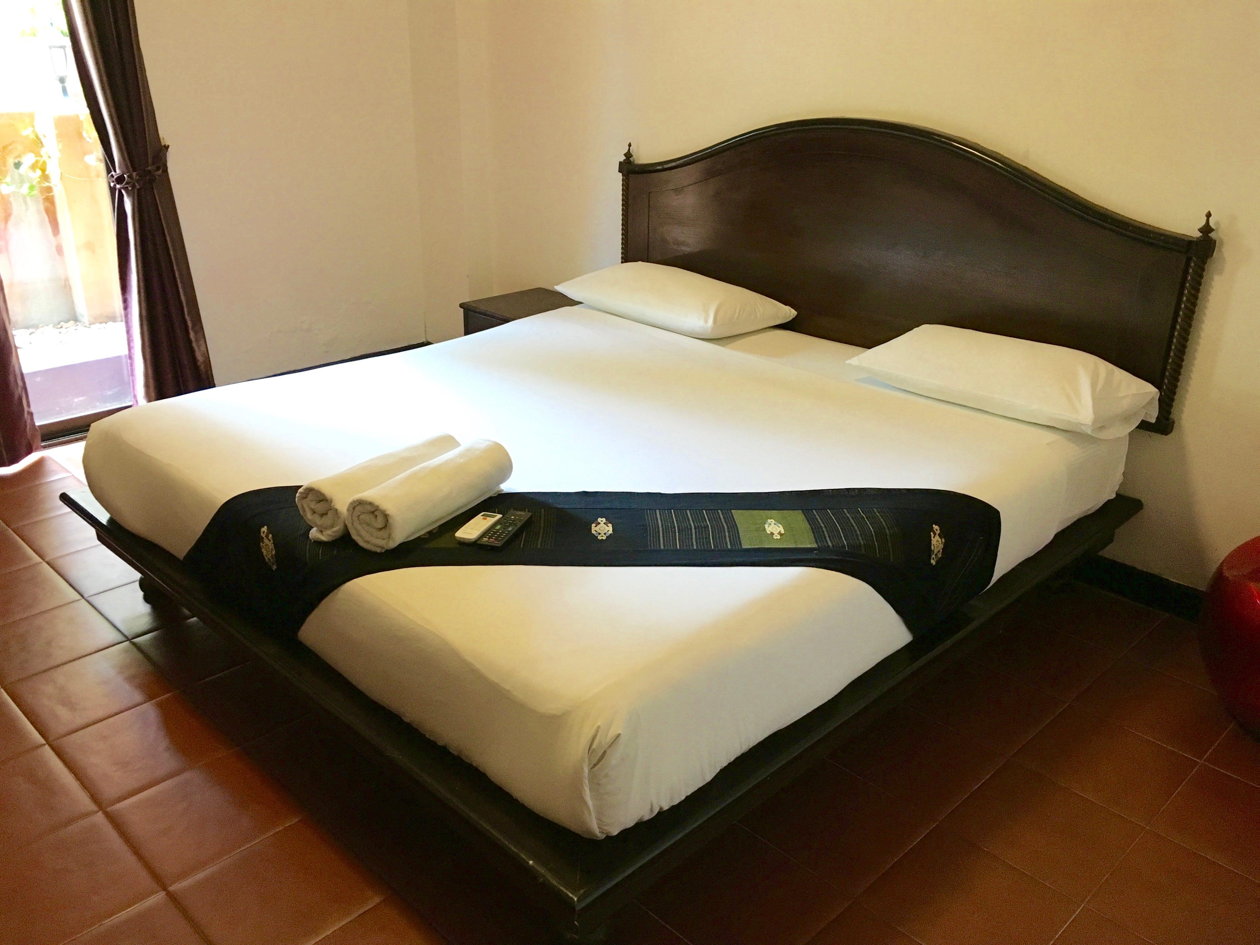 サタス コート ベッド