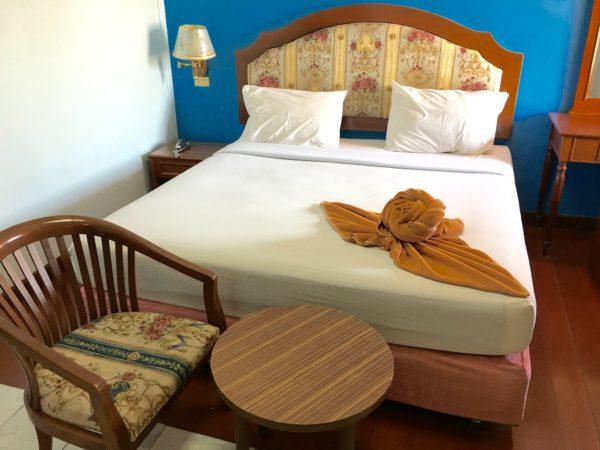 ティプライ ビーチ ホテル アネックス (Thipurai Beach Hotel Annex)の客室1
