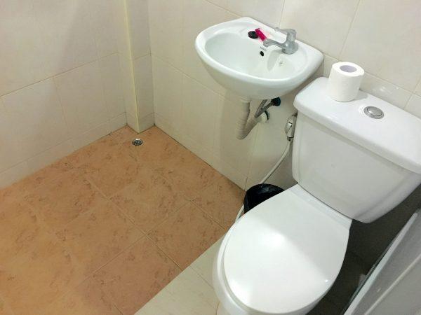 ビクターレジデンス バスルーム1