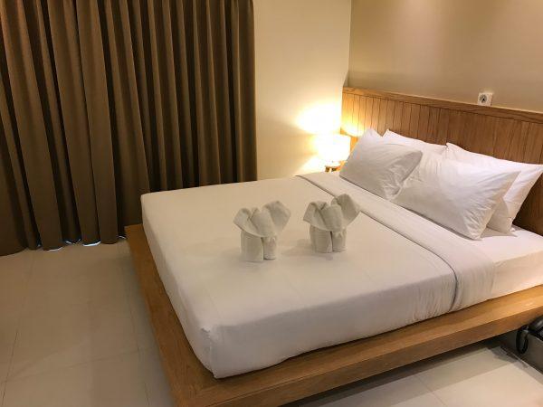 W 14 ホテル (W 14 Hotel)の客室1