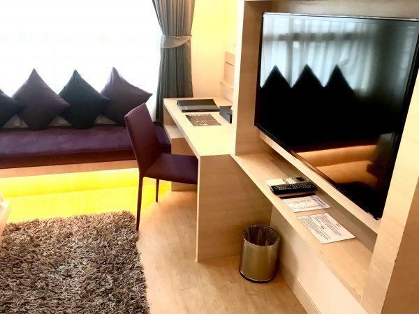 アライズホテル スクンビット (Arize Hotel Sukhumvit)の客室2