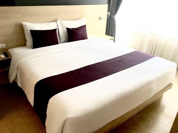 アライズホテル スクンビット (Arize Hotel Sukhumvit)の客室3