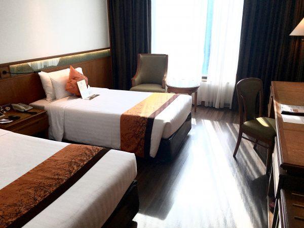 バンコク ホテル ロータス スクンビット マネージド バイ アコール (Bangkok Hotel Lotus Sukhumvit – Managed by Accor)の客室1