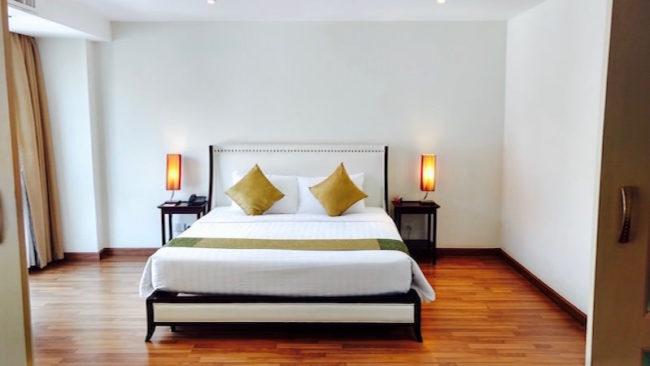 ブレス レジデンス (Bless Residence)のベッド