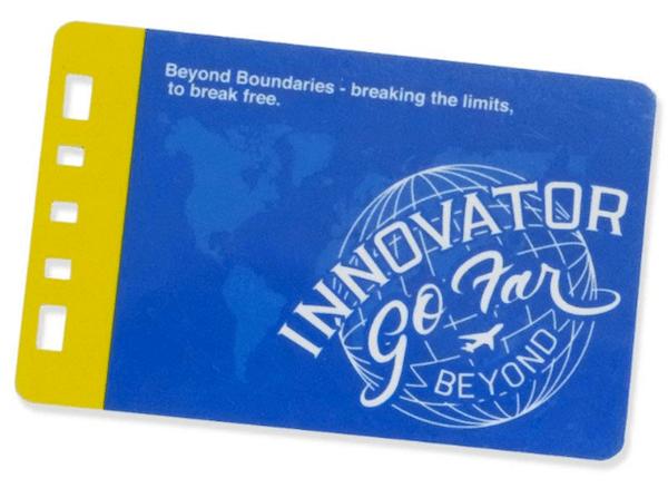 イノベーターのカードキー