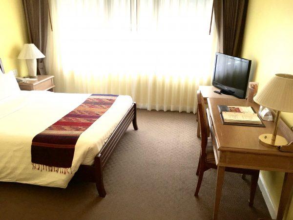 ル サイアム ホテルのクラシックルーム