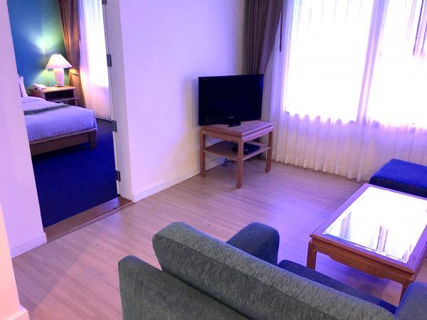 ル サイアム ホテル (Le Siam Hotel)の客室3
