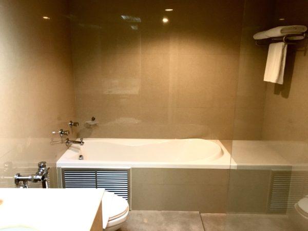ル サイアム ホテル(Le Siam Hotel)のバスルーム