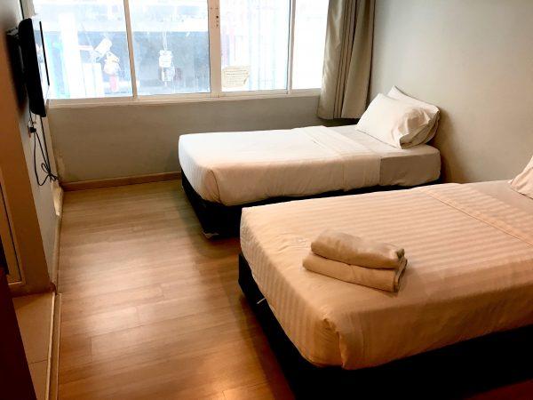 ナントラ スクンビット 39 ホテル (Nantra Sukhumvit 39 Hotel)の客室1