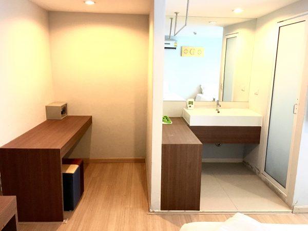 ナントラ スクンビット 39 ホテル (Nantra Sukhumvit 39 Hotel)の客室2