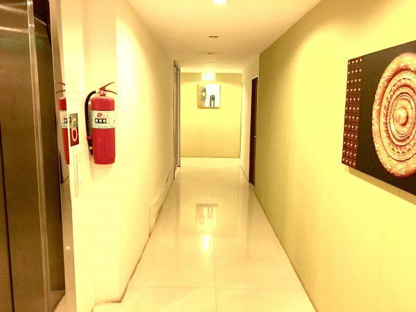 ナントラ スクンビット 39 ホテル (Nantra Sukhumvit 39 Hotel)の通路