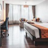 バンコク ホテル ロータス スクンビット マネージド バイ アコールの客室